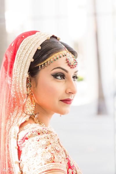 makeup ideas,indian bride makeup