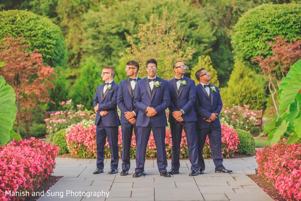 blue tuxedo,blue suit