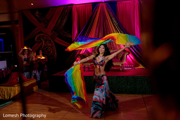 indian pre-wedding celebrations,sangeet decoration,indian wedding performance,bollywood performers