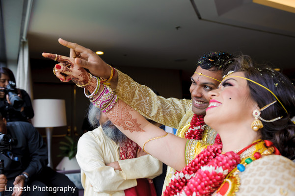 Lovely south indian couple.
