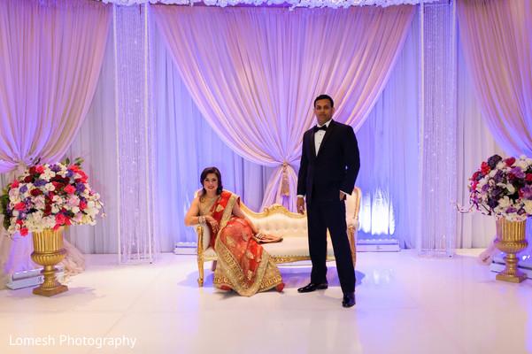 Drop-dead gorgeous indian couple.