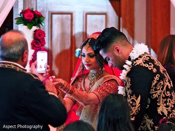 indian wedding ceremony photography,indian bridal fashions,bridal tikka