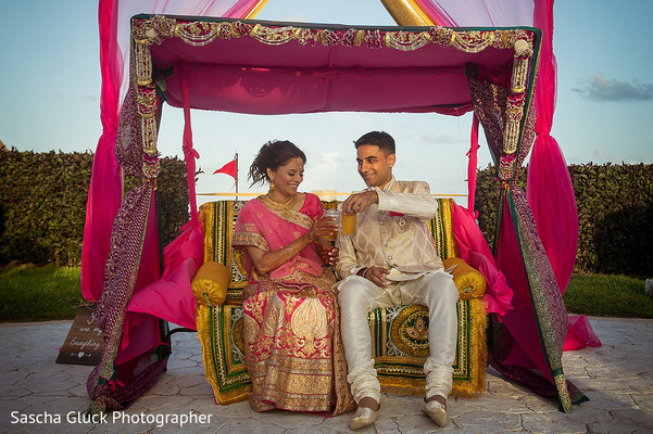 destination wedding photography,indian bride,indian sangeet