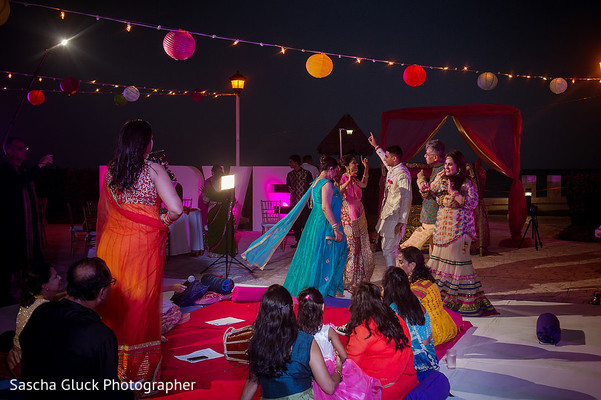 dj and entertainment,indian bride,indian sangeet