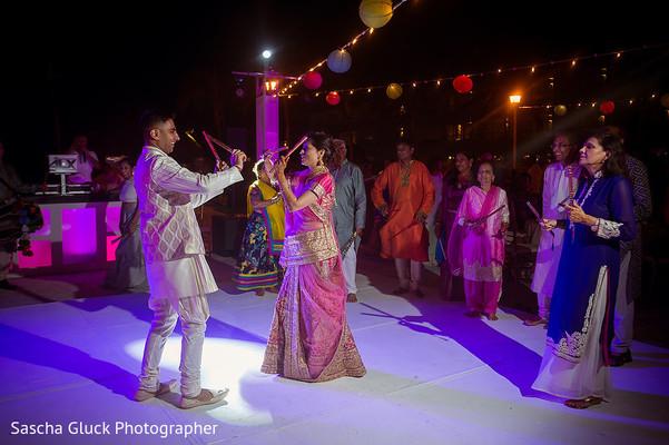dj and entertainment,indian bride,indian sangeet,garba