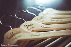 indian wedding ideas,personalized hangers