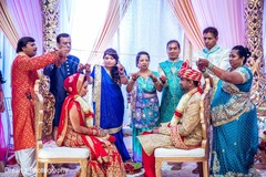 indian wedding,indian family