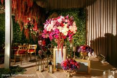 indian wedding floral and decor,wedding floral arrangements