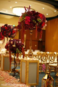 flower decor,outdoor indian wedding decor,flower centerpieces