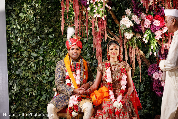 indian wedding ceremony,indian bride,indian wedding floral and decor,indian wedding mandap