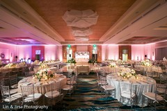 lightning,floral centerpieces,indian wedding gallery