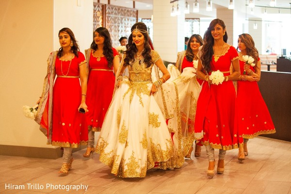 indian bridal fashions,indian bridesmaids