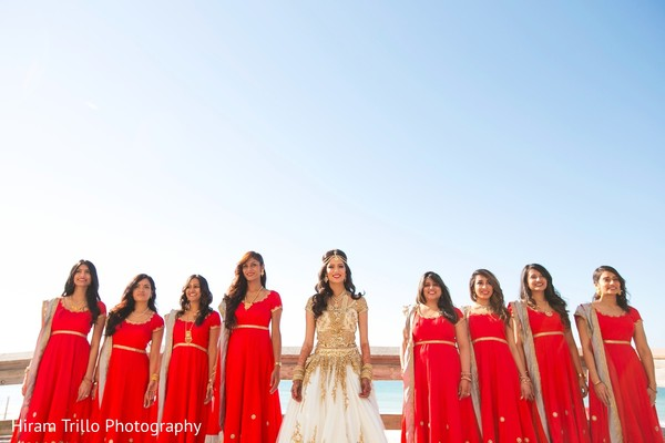 indian sari,indian bridesmaids