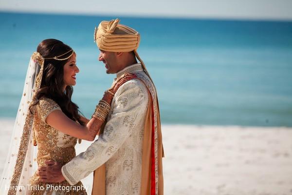 indian wedding,indian wedding first look