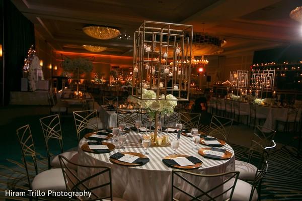 Creative table decor