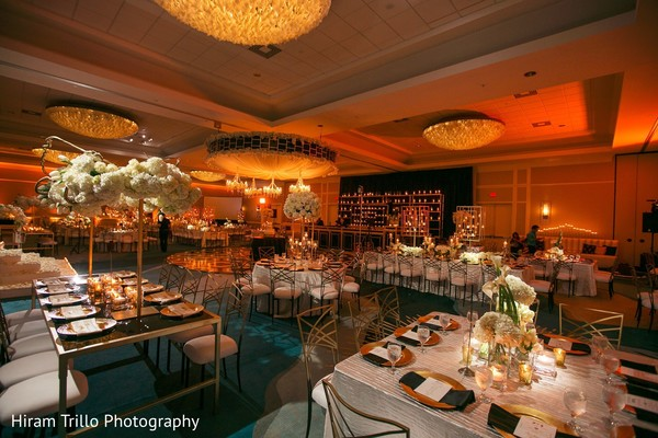 outdoor indian wedding decor