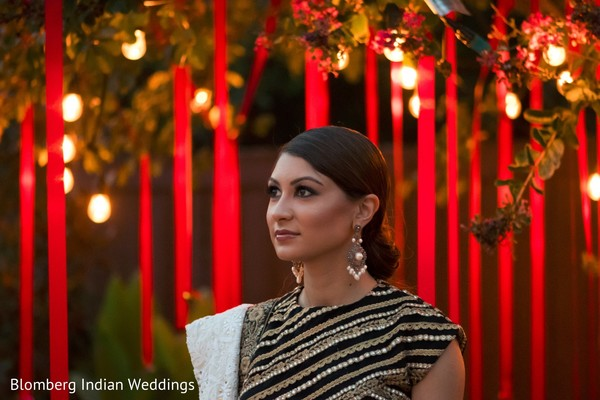 indian bride,indian bride hair and makeup,indian pre-wedding fashion