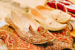 Groom's wedding shoes
