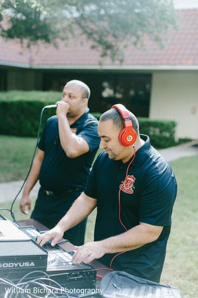 DJs at baraat