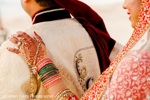 ceremony fashion,destination wedding photography,indian bride and groom